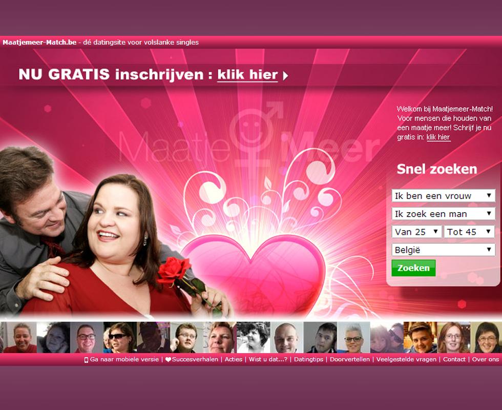 gratis online dating Belgie