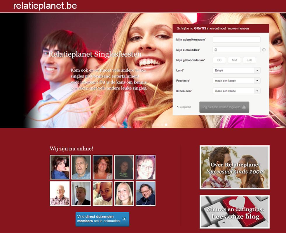 Online dating nederland
