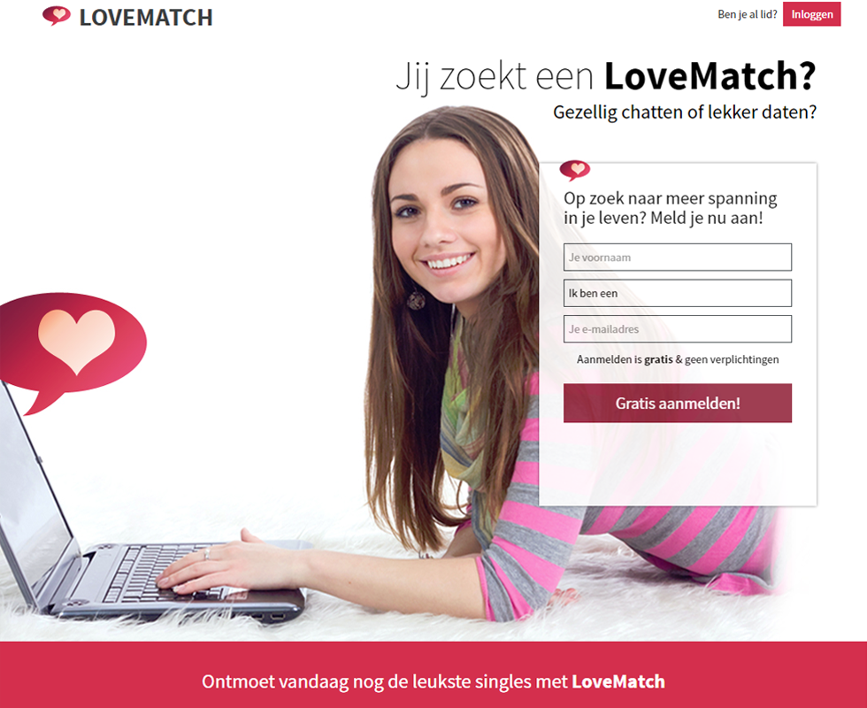 dutch dating sites in english